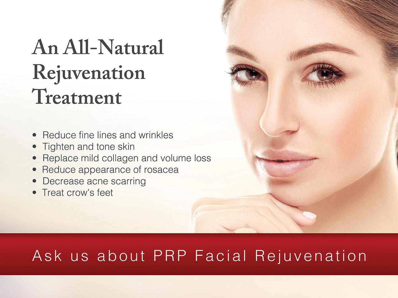 Can not facial rejuvenation procedure share